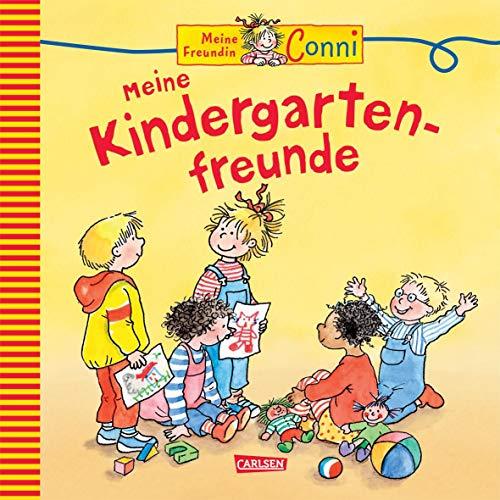 Meine Freundin Conni - Meine Kindergartenfreunde: Conni Freundschaftsbuch