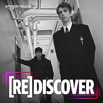 REDISCOVER Pet Shop Boys