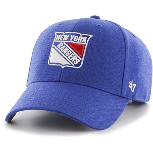 '47 New York Rangers Gorra, (Talla del Fabricante: Talla única) Unisex Adulto