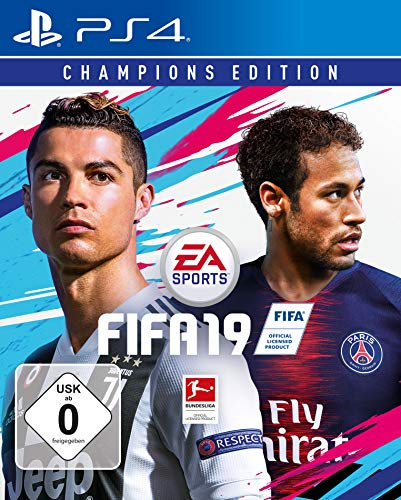 FIFA 19 (Champions Edition) [Edizione: Germania]