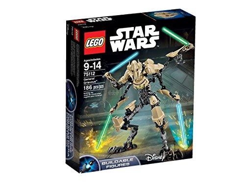lego star wars grievous LEGO Star Wars General Grievous 75112