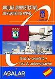 AUXILIAR ADMINISTRATIVO AYUNTAMIENTO DE MADRID