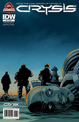 Crysis Issue 6