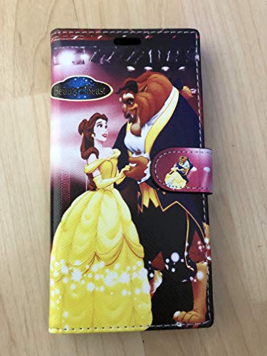Princess Beauty and The Beast Belle Flip Stand Leather Wallet Case For Samsung Galaxy Note 10 Ship From NY 1