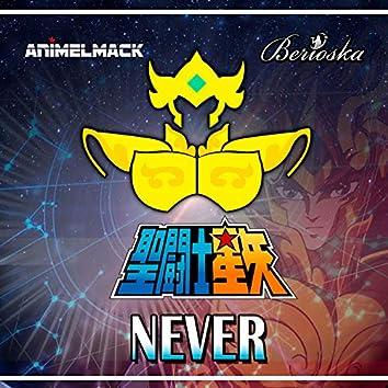 Never (Saint Seiya) [feat. Mauren & Berioska]