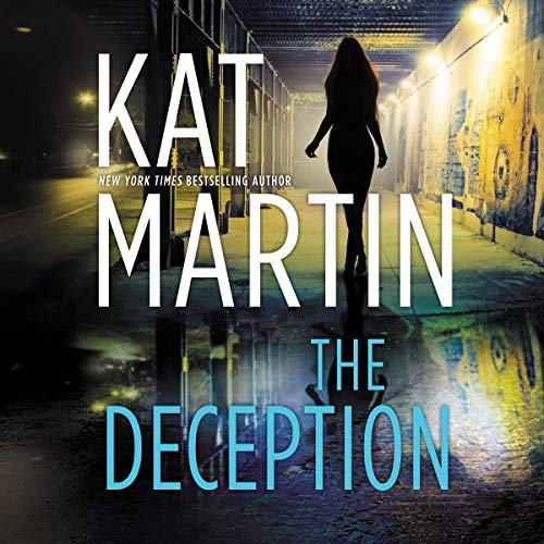 The Deception Audiobook By Kat Martin cover art