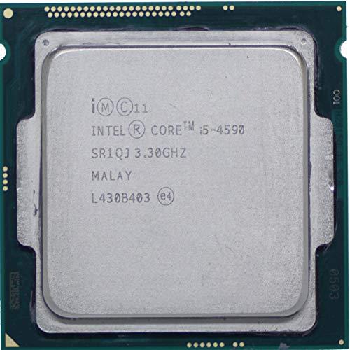Intel Core i5-4590 Prozessor, 3,3 GHz, 6 MB, 5 GT/s FCLGA1150 SR1QJ