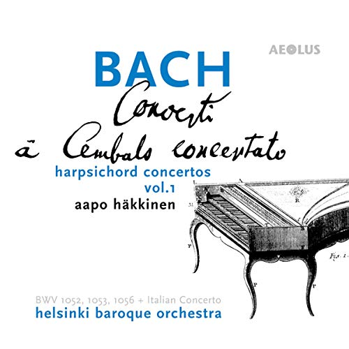 Concerti A Cembalo Concertato