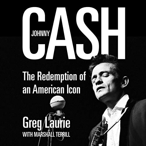 Couverture de Johnny Cash