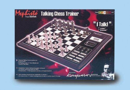 Saitek CT04 - Mephisto Sprechender Schach Trainer