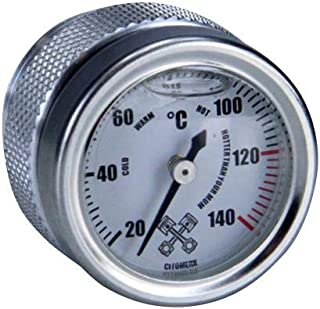 Ölthermometer Öltemperaturmesser für Kawasaki KLR VN W Z Z/ZG ZR ZX 6R ZX 6RR