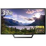 ソニー 32V型 液晶 テレビ ブラビア フルハイビジョン 外付けHDD裏番組録画対応 KJ-32W730E