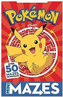 Pokemon Mini Mazes