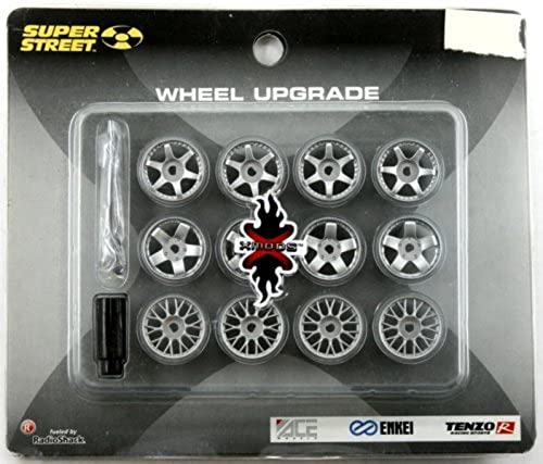 Super Street Wheel UpGröße by superstreet