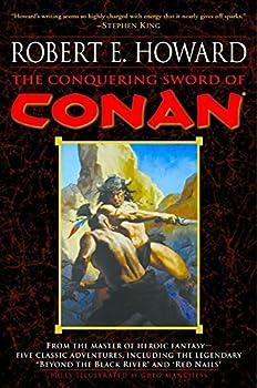 Paperback The Conquering Sword of Conan (Conan of Cimmeria, Book 3) Book