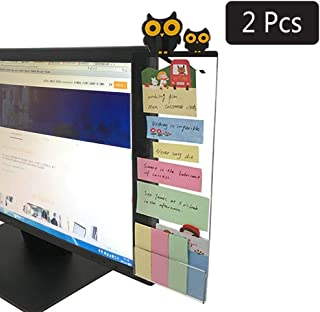 Goblin's Treasures Excelity Concise Monitor Message Board/Computer Monitors Side Panel/Notes Memo Board Message for Monito...
