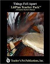 Things Fall Apart LitPlan - A Novel Unit Teacher Guide With Daily Lesson Plans (LitPlans on CD)