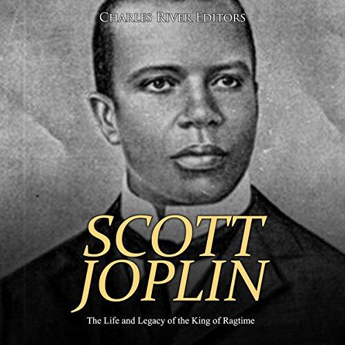 Scott Joplin audiobook cover art