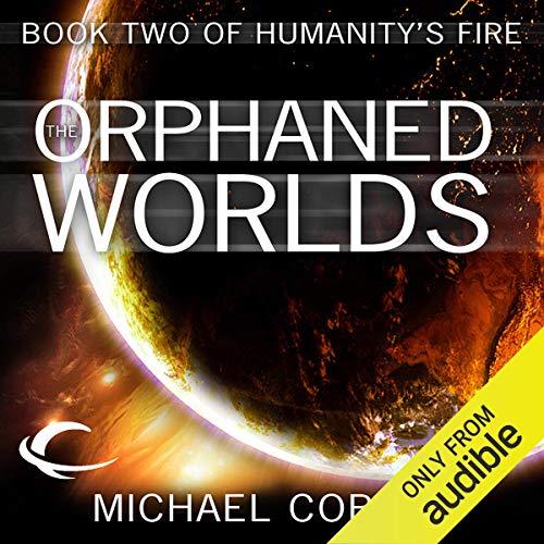 Couverture de The Orphaned Worlds