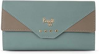 Baggit Women's Harmonium Wallet (Blue)