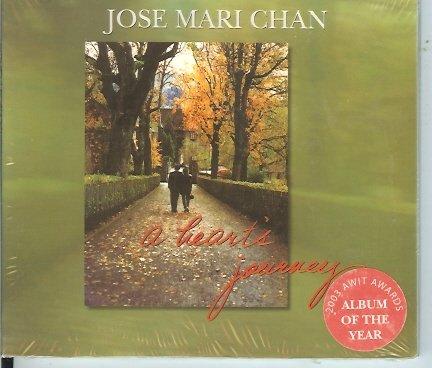 Jose Mari Chan : A Heart's Journey (Filipino CD)