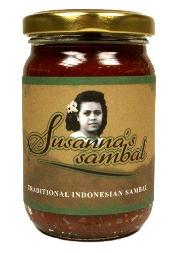 Susanna's Sambal – Traditional Indonesian Sambal – 200g