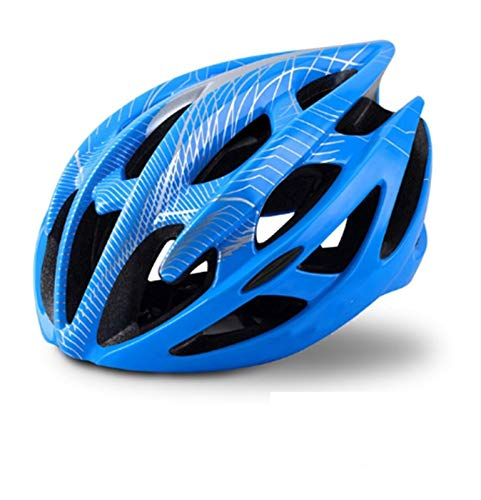 MissLi Cascos De Seguridad para Exteriores, Cascos De Bicicleta De Montaña De Carretera Profesionales con Gafas, Cascos De Bicicleta Ultraligeros, Cascos De Ciclismo Deportivo para Hombres Y Mujeres