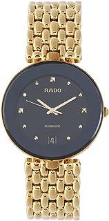 رادو فلورانس - اسود - ساعة انالوج بعقارب للرجال R48793154-115.3793.2.115
