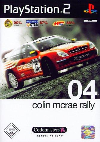 Colin McRae Rally 04 [Edizione : Germania]