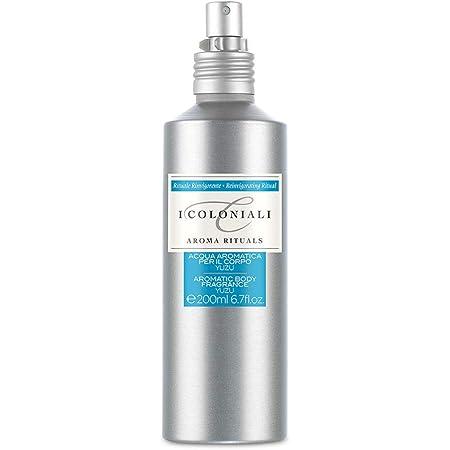 I Coloniali Acqua Aromatica per il Corpo allo Yuzu 200 ml