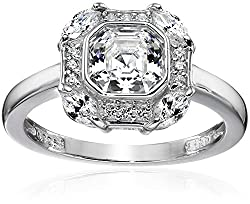 Celebrity Replicas Fake Diamond Engagement Rings That Look