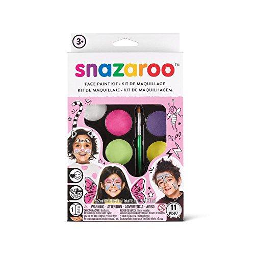 Snazaroo - Paleta de pintura facial