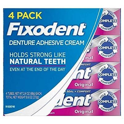 Fixodent Original Denture Adhesive