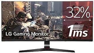 "LG 34UC79G Écran PC LED IPS GAMING 34"" - 2560 x 1080 - 144Hz - 5 ms - Noir (HDMI, Display Port, USB 3,0) (B01LN1ONI4) | Amazon price tracker / tracking, Amazon price history charts, Amazon price watches, Amazon price drop alerts"