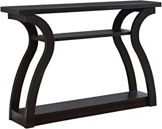 """Monarch Specialties 47"""" Console Table – Sleek and Modern Accent Table for Your.."""