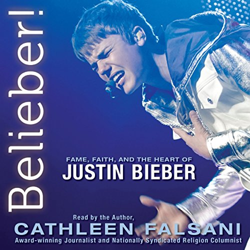 Belieber! audiobook cover art