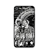 Iphone7 Iphone8・アイフォン7/8 One Ok Rock スマホケース 電話ケース 透明 全面保護カバー 携帯ケース 携帯保護カバー シリコン カード ハード カバー 人気 かわいい 極薄 簡約風 軽量 耐衝撃 耐摩擦 手触り良い
