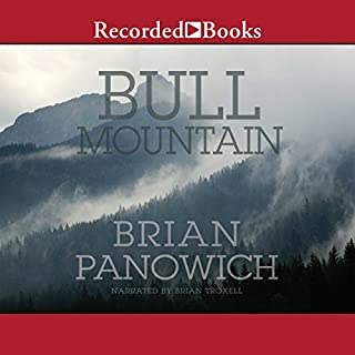 Bull Mountain audiobook cover art