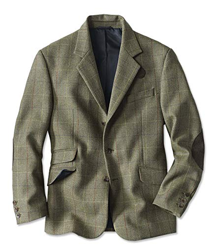 Buy Orvis Tweed Field Sports Jacket, Woodhay, XXX Large
