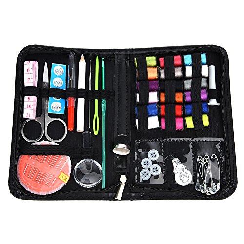 LianLe 41 pièces kit de couture accessoires et trousse Sewing Kit pour les débutants, voyageurs, mère