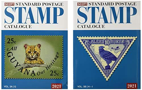 Scott Standard Postage Stamp Catalogue 2021: Countries G-i: Scott Standard Postage Stamp Catalogue Volume 3 Countries G-I (Scott Catalogues)
