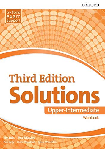 Solutions Upper-Intermediate Wb - 3Rd Ed: Leading the way to success