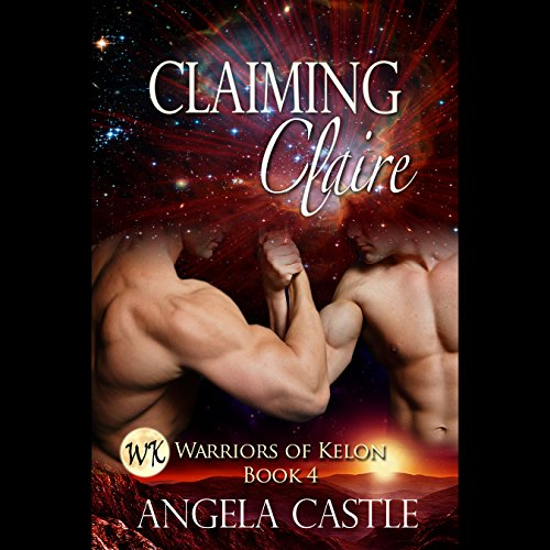 Claiming Claire audiobook cover art
