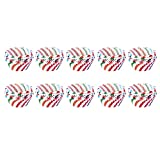 1000Pcs Food Grade Greaseproof Oil‑Proof Paper Disposable Cupcake Liner Cake Muffins Cup Kitchen...
