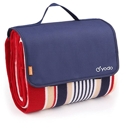 Yodo Extra Large Outdoor Waterproof Picnic Blanket