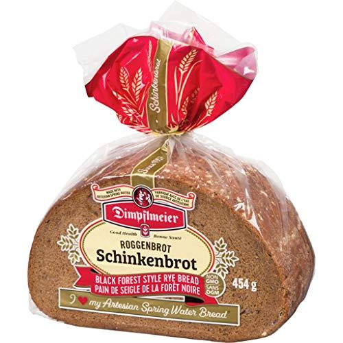 Dimpflmeier Schinkenbrot Black Forest Rye Bread