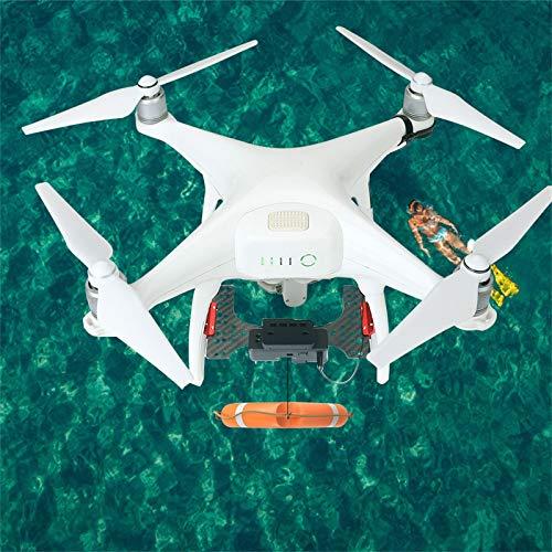 Iunser Accesorios para drones Airdrop parabólico, lanzador aéreo ligero para Dji Phantom 2/3/4 (B)