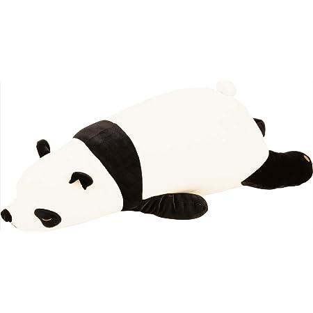 りぶはあと 抱き枕 ねむねむアニマルズ パンダのパオパオ Lサイズ W76xD32xH20cm 28977-99