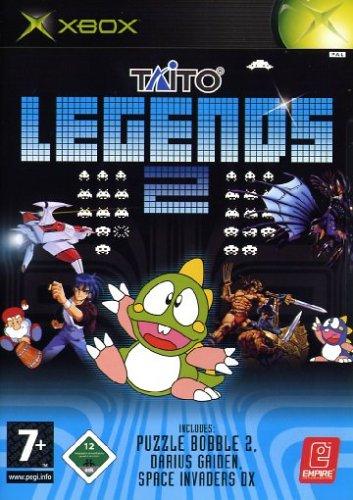 Taito Legends 2 (Xbox) [UK IMPORT]