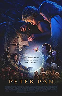 Peter Pan Poster Movie (11 x 17 Inches - 28cm x 44cm) (2003)